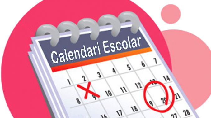 Resultat d'imatges de calendari